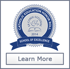 Catholic Education Honor Roll School of Excellence